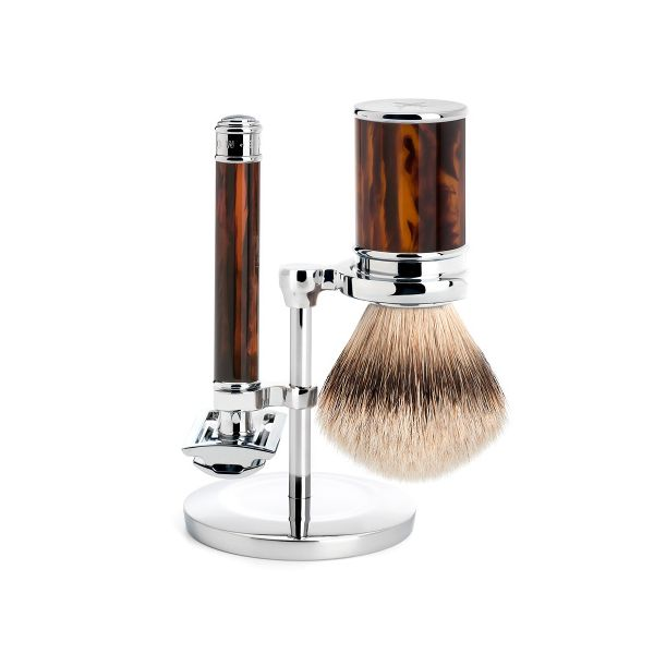 """MÜHLE Shaving set """"TRADITIONAL"""" 3 pieces"""