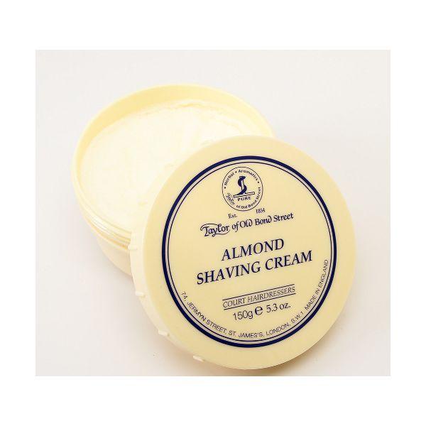 TAYLOR Crème à raser en pot - amande