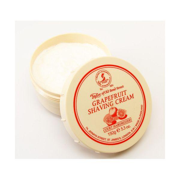 TAYLOR Crème à raser en pot - pamplemousse
