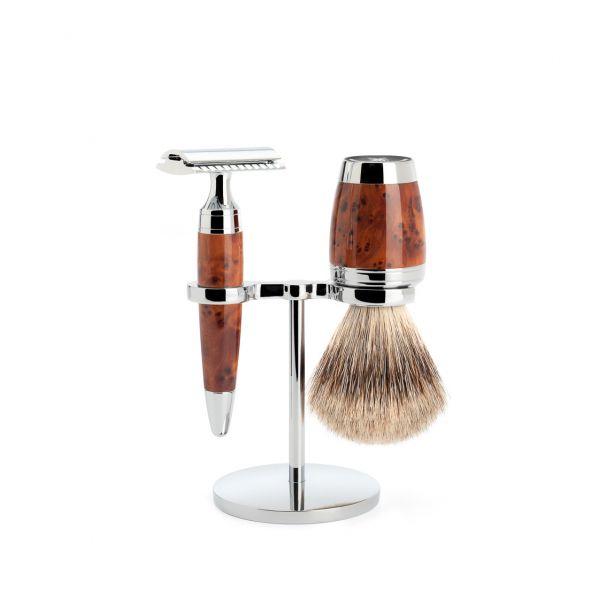 "MÜHLE Shaving set ""STYLO"" 3 pieces"