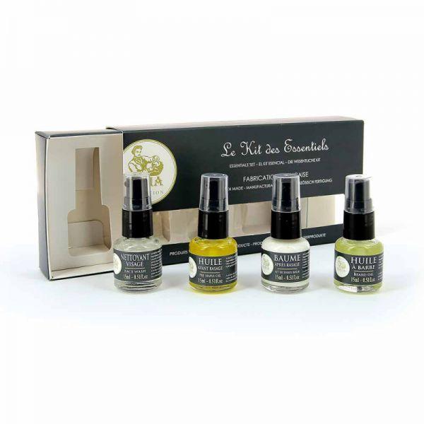 "OSMA Skin care kit - ""Essentiels"""