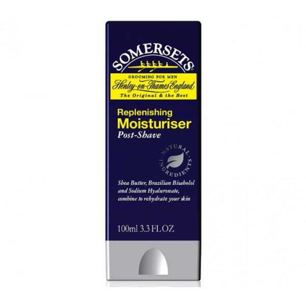 SOMERSETS Aftershave moisturiser