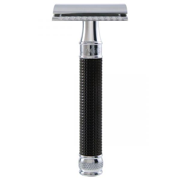 "EDWIN JAGGER Shaving set ""Black Diamond"" - razor"
