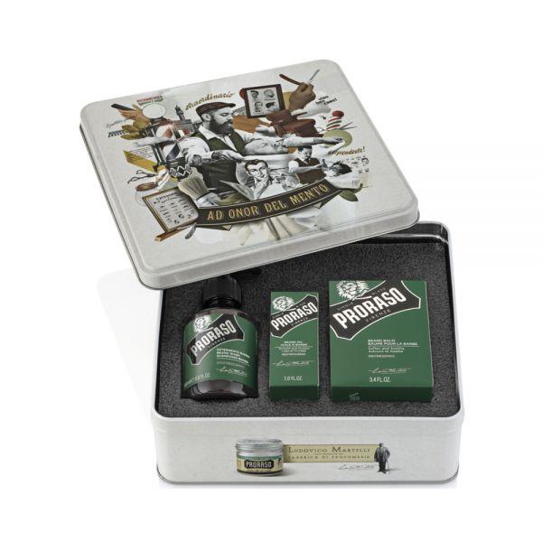 PRORASO Beard care kit - Rinfrescante